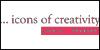 Icons of creativity