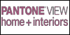 Pantone ViewHome Interiors