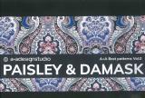 Best Patterns Paisley & Damask incl. USB-Stick