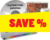 PANTONE GoeGuide coated + myPANTONE palettes