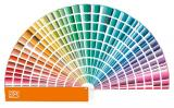 RAL D2 Colour fan deck with 1.825 RAL DESIGN SYSTEM plus colours in