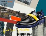 Mens & Casual Shoes Trend Book by Veronica Solivellas, Abonnement Welt Luftpost
