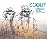 Scout Unisex Casualwear Trend  Report Colour & Trend S/S 2018