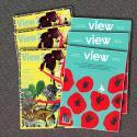 View Textile + View2, Abonnement (par avion)