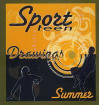 Sport Teen Drawings (incl. CD-Rom)