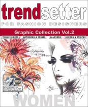 Trendsetter - Women Graphic Collection Vol. 2 incl. DVD