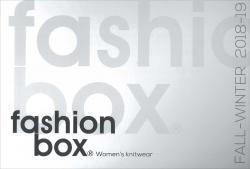Fashion Box Women's Knitwear A/W 2018/2019