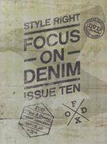 Focus on Denim Vol. 10 incl. DVD