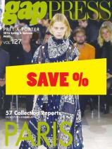 Gap Press Collections no. 127 Paris S/S 2016