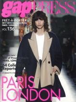 Gap Press Collections no. 136 Paris A/W 17/18