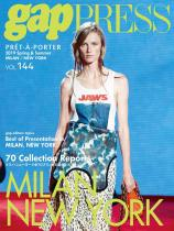 Gap Press Collections no. 144 New York/Milan S/S 2019