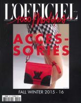 L Officiel Fashion Accessories no. 154