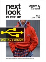 Next Look Close Up Men Denim & Casual no. 02 A/W 17/18 Digital