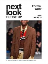 Next Look Close Up Men Formal Subscription World Airmail