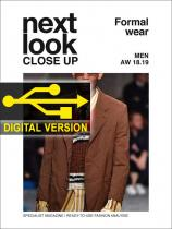 Next Look Close Up Men Formal no. 04 A/W 2018/2019 Digital Version