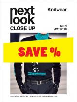 Next Look Close Up Men Knitwear no. 02 A/W 17/18