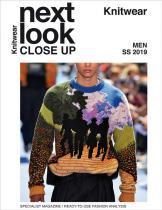 Next Look Close Up Men Knitwear Abonnement Europa