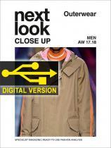 Next Look Close Up Men Outerwear no. 02 A/W 17/18 Digital Version