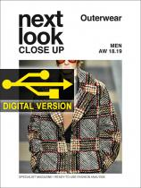 Next Look Close Up Men Outerwear no. 04 A/W 2018/2019 Digital Version