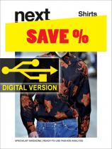 Next Look Close Up Men Shirts no. 02 A/W 17/18 Digital Version