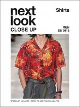 Next Look Close Up Men Shirts  no. 03 S/S 2018