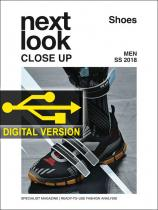 Next Look Close Up Men Shoes no. 03 S/S 2018 Digital Version