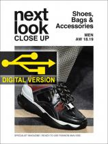 Next Look Close Up Men Shoes no. 04 A/W 2018/2019 Digital Version