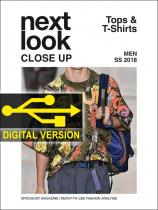 Next Look Close Up Men Top & T-Shirts no. 03 S/S 2018 Digital