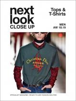 Next Look Close Up Men Tops &  T-Shirts no. 04 A/W 2018/2019