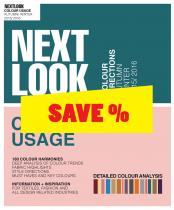 Next Look Colour Usage A/W 2015/2016