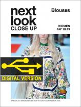 Next Look Close Up Women Blouses no. 04 A/W 2018/2019 Digital Version