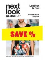 Next Look Close Up Women/Men Leather &  Fur no. 03 S/S 2018