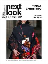 Next Look Close Up Women Print Embroidery no. 06 A/W 2019/2020