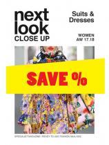 Next Look Close Up Women Suits & Dresses no. 02 A/W 2017/2018