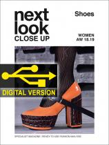Next Look Close Up Women Shoes no. 04 A/W 2018/2019 Digital Version