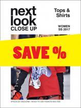 Next Look Close Up Women Tops  & T-Shirts no. 01 S/S 2017