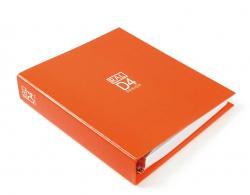 RAL D4 Colour atlas containing all 1.625 RAL DESIGN colours
