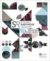 Style Right Baby's Trend Book, Abonnement Welt Luftpost