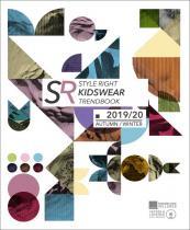 Style Right Kidswear Trendbook A/W 2019/2020 incl. DVD