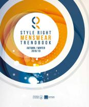 Style Right Menswear Trendbook incl. DVD Autumn/Winter