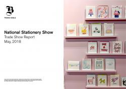 Trend Bible National Stationery Show Report 2018