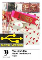 Trend Bible Valentine's Day 2016 Retail Report