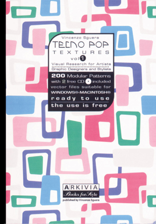 Tecno Pop Textures Vol. 1 (incl. CD-Rom)