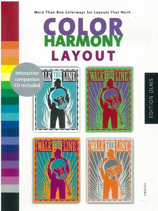 Color Harmony: Layout incl. CD-Rom