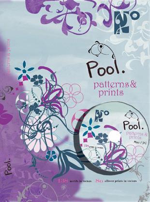 Pool. 2 Patterns & Prints incl. DVD