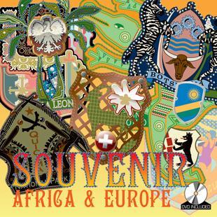Souvenir - Africa and Europe incl. DVD