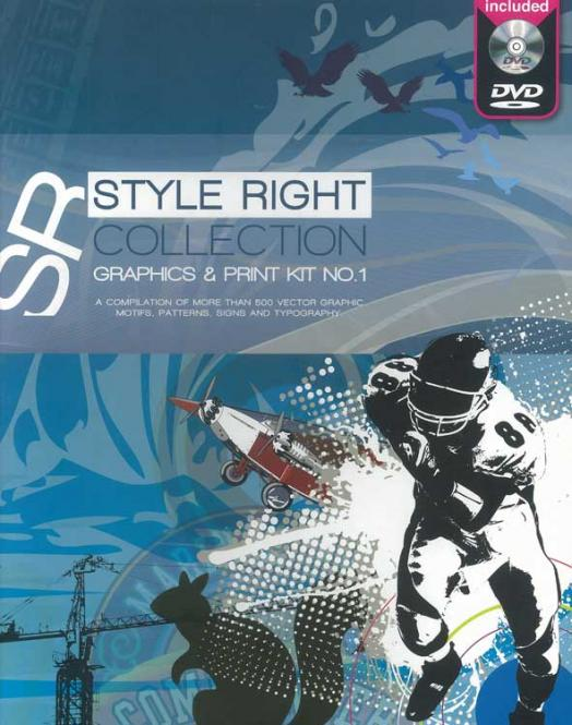 Style Right Collection Graphic & Print Kit No. 1