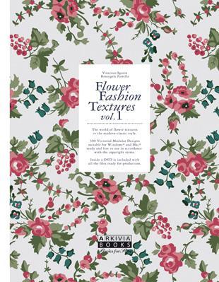 Flower Fashion Textures Vol. 1 incl. DVD