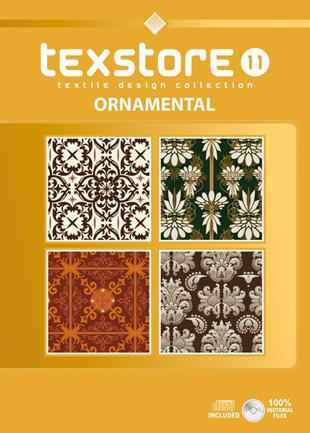 Texstore Vol. 11 Ornamental incl. CD-ROM