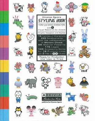 Styling Book Vol. 1 incl. CD-ROM